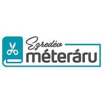 Piros/fehér csíkban mintás