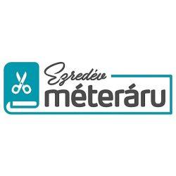 Pillangós viszkóz jersey