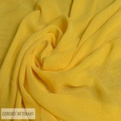 Muszlin uni sárga