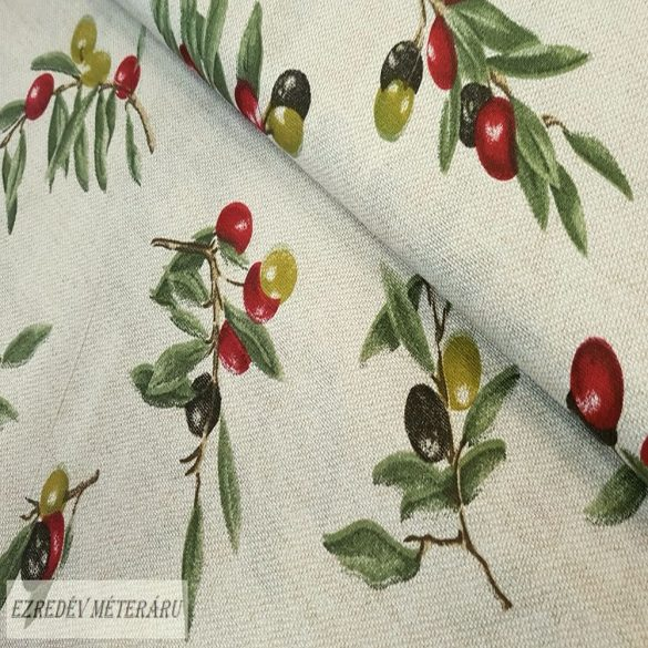 Loneta olivás vászon