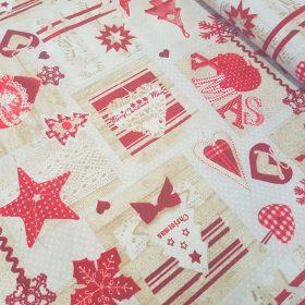 Karácsonyi vászon